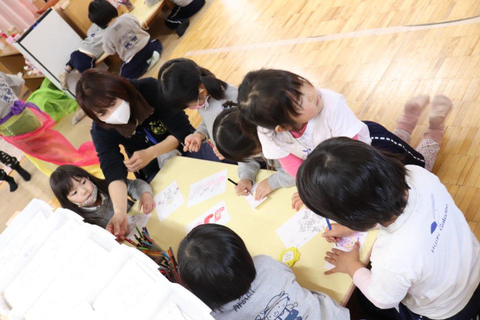 せんりひじり幼稚園のホームクラス