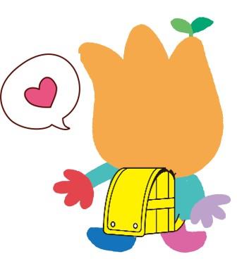 ひじりん せんりひじり幼稚園のキャラクター